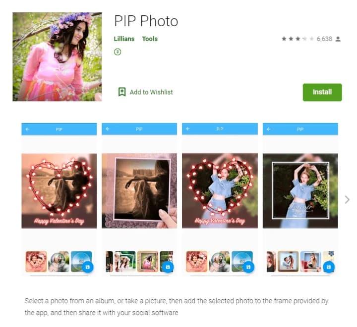 Imagem app para Android com malware