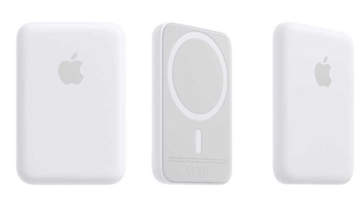 Apple iPhone MagSafe bateria carregamento