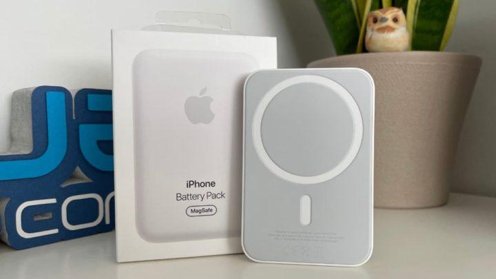 Imagem Bateria MagSafe Apple