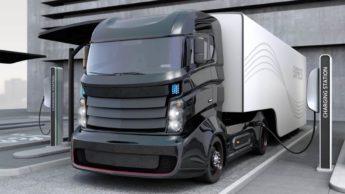 Camião elétrico