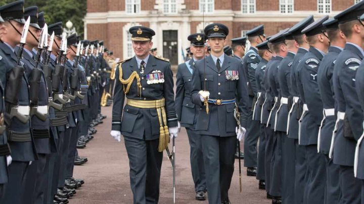Militares britânicos