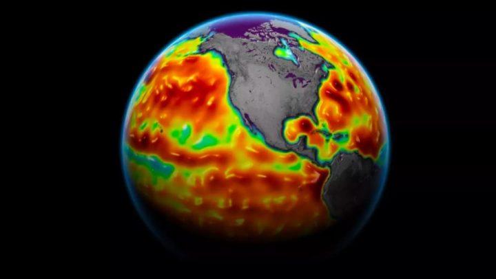 Imagem alterações climáticas que provocarão enchentes