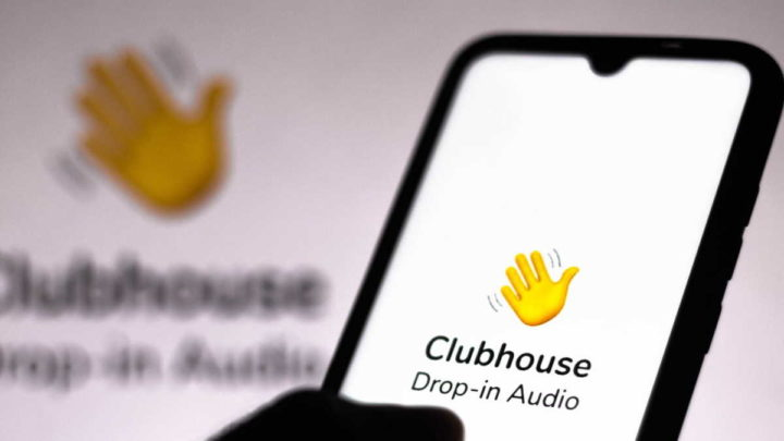 Clubhouse telefone números registos utilizadores