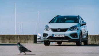 Imagem Honda Crosstar Hybrid