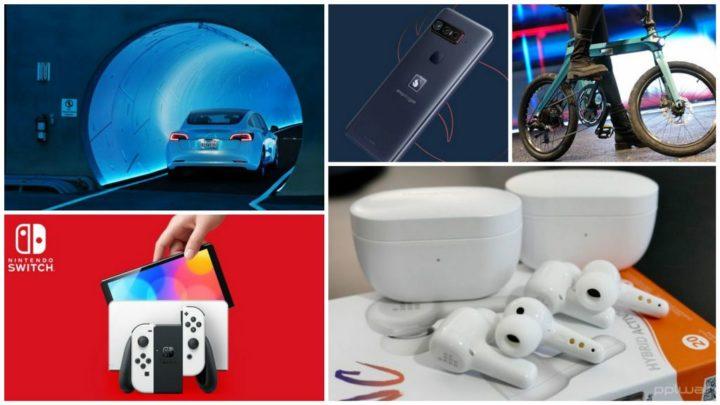 E os destaques tecnológicos da semana que passou foram... - Switch, Qualcomm, Xiaomi, Tronsmart