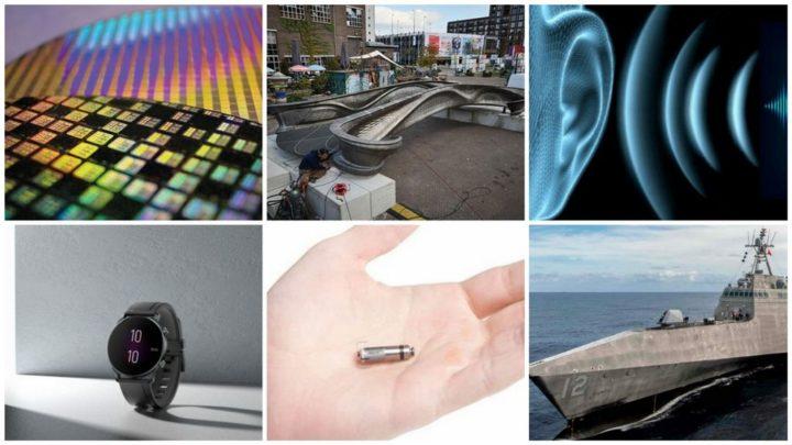 E os destaques tecnológicos da semana que passou foram... - Samsung, AMD, Intel, ciência Haylou