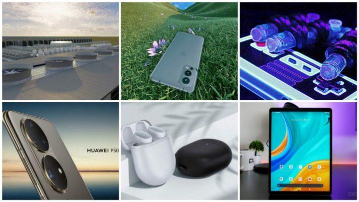 E os destaques tecnológicos da semana que passou foram... - Huawei, OnePlus, Samsung, Chuwi
