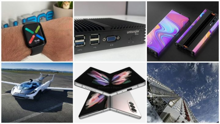 E os destaques tecnológicos da semana que passou foram... - Windows, Starlink, Oppo, Untangle