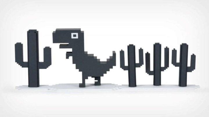 Jogos Olímpicos Dino Chrome