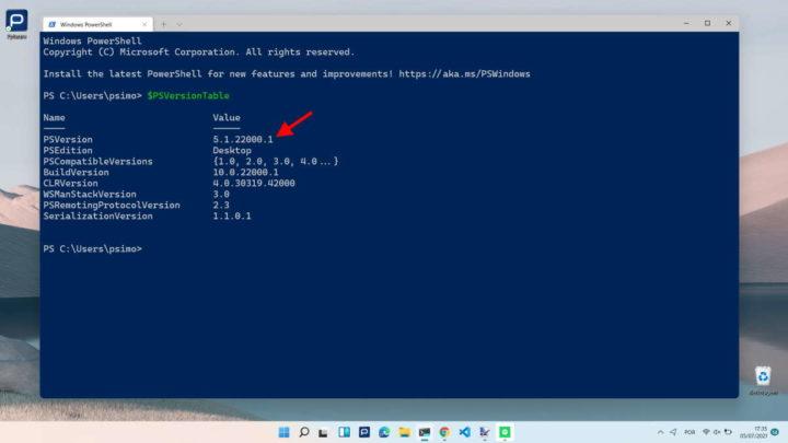 PowerShell Microsoft problema segurança Windows