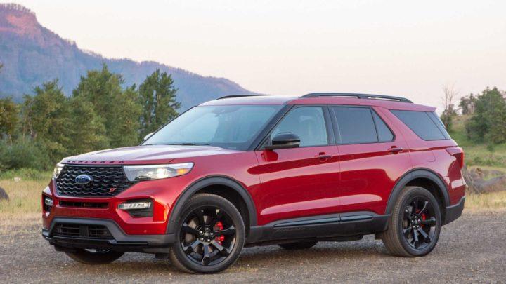 Ford está invitando a 775.000 talleres de SUV Explorer en todo el mundo