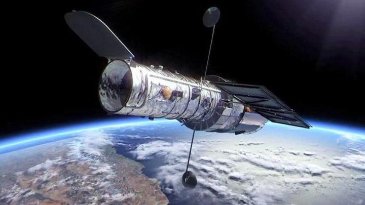 Imagem Hubble da NADA tem um problema no computador