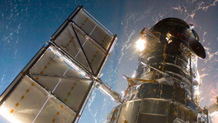 Imagen del telescopio espacial de la Agencia de EE. UU.