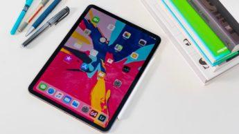 Ilustração iPad mini 6