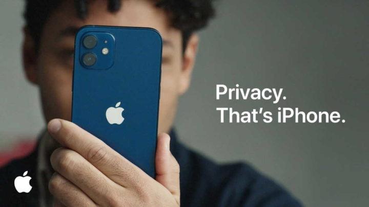 iOS Android política privacidade publicidade