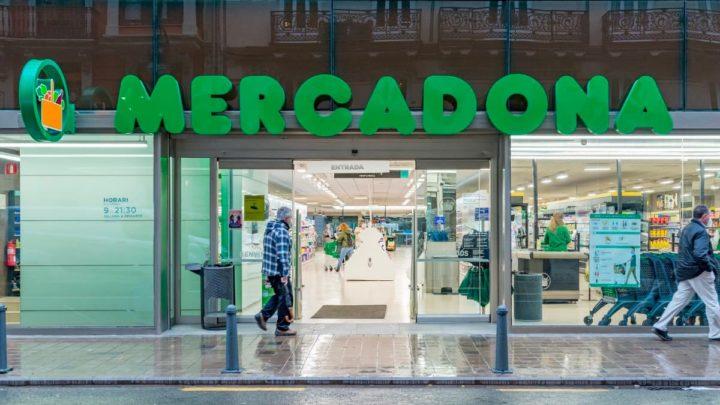 Imagem supermercado Mercadona