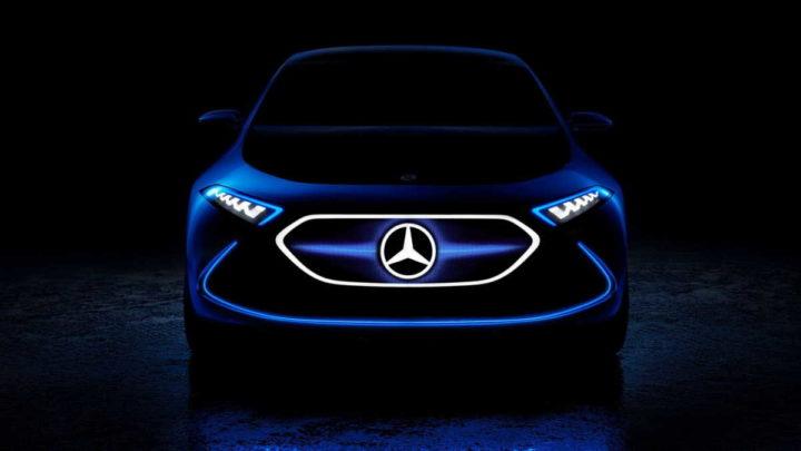 Mercedes carros elétricos 2030 plano