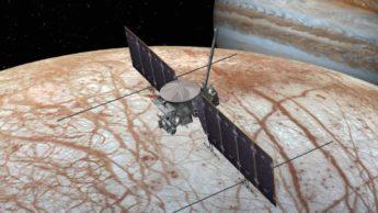 Missão Europa da NASA