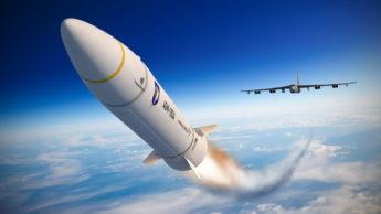 Air-launched Rapid Response Weapon da Força Aérea dos EUA
