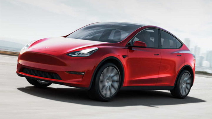 Model Y Tesla Europa carros elétricos