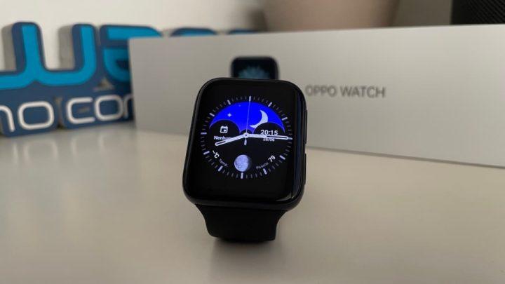 Imagem Oppo Watch