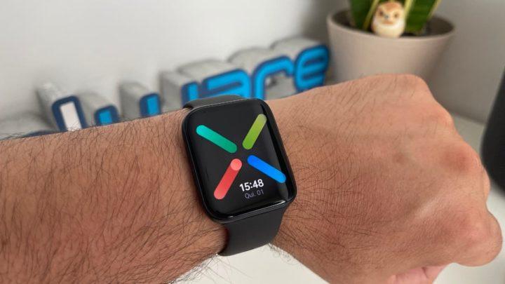 Análise Oppo Watch: um excelente smartwatch Wear OS para Android e iOS