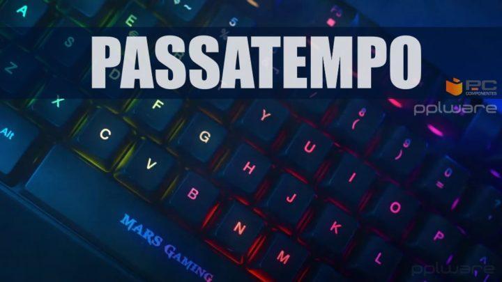 Passatempo: Ganhe um teclado mecânico Mars Gaming MKTKLPT