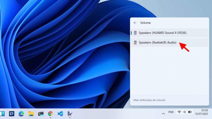 Windows 11 som dispositivo alterar sistema