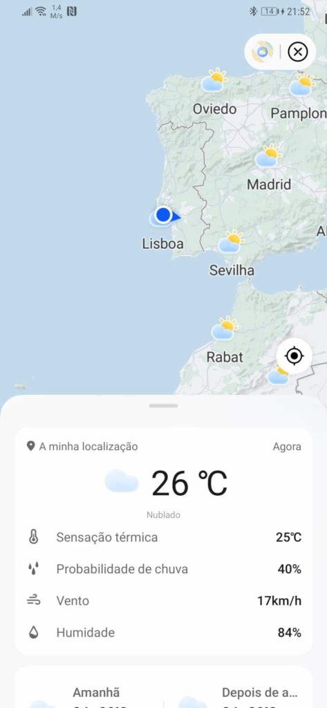 Petal Maps Huawei novidades mapas