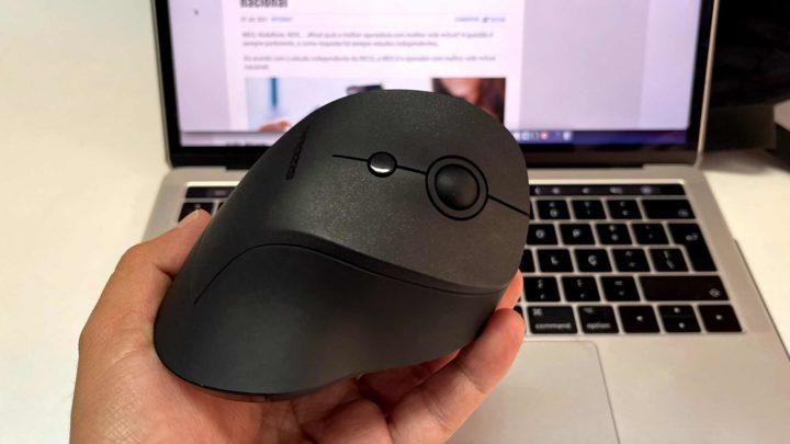 Evo: O rato ergonómico que lhe garante o maior conforto