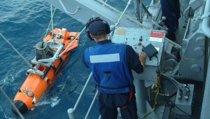El robot encontró un naufragio hace 2.200 años en el Mediterráneo