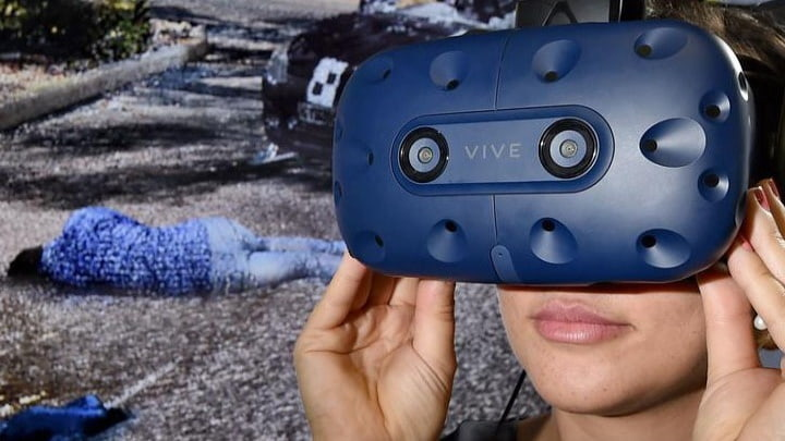 Realidade Virtual (RV)