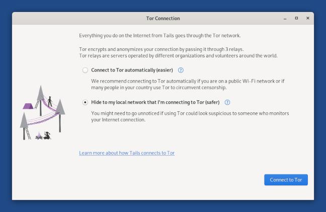 Chegou o Tails 4.20! O sistema operativo que o permite ligar à rede Tor