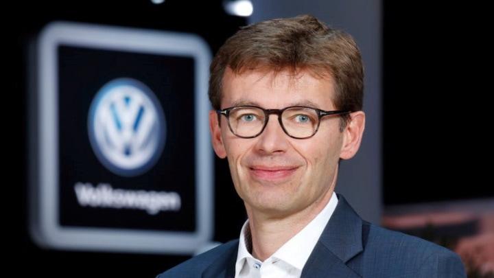 Frank Welsch, chefe de desenvolvimento do Grupo Volkswagen