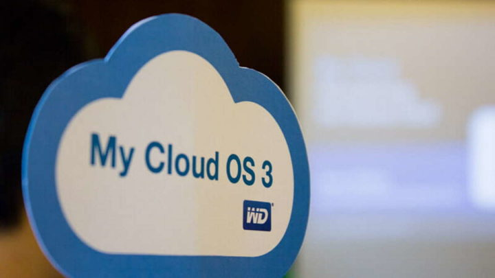 segurança WD Cloud OS problema
