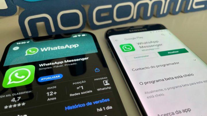 WhatsApp: a forma nativa de passar histórico entre iOS e Android está a chegar