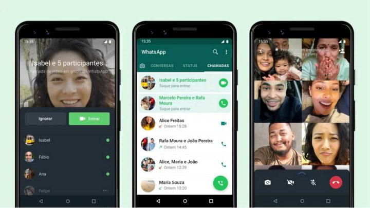Einladungen zu WhatsApp-Gruppennachrichten