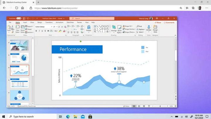 Windows 365 Microsoft PC Cloud