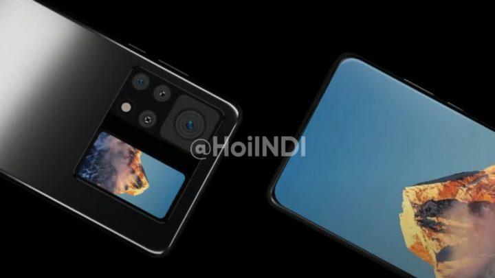 Xiaomi Mi MIX 4: Imagens revelam ecrã total e módulo de câmaras com ecrã