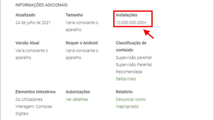 YouTube app Google Android smartphones