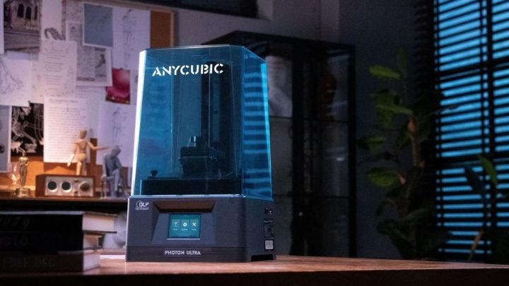 Anycubic Photon Ultra - impressora 3D DLP chega à Kickstarter