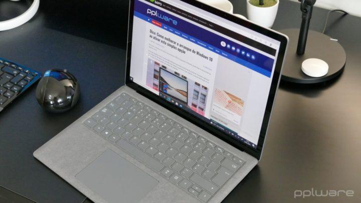 Microsoft Surface Laptop 4: uma opção para o regresso às aulas e ao trabalho