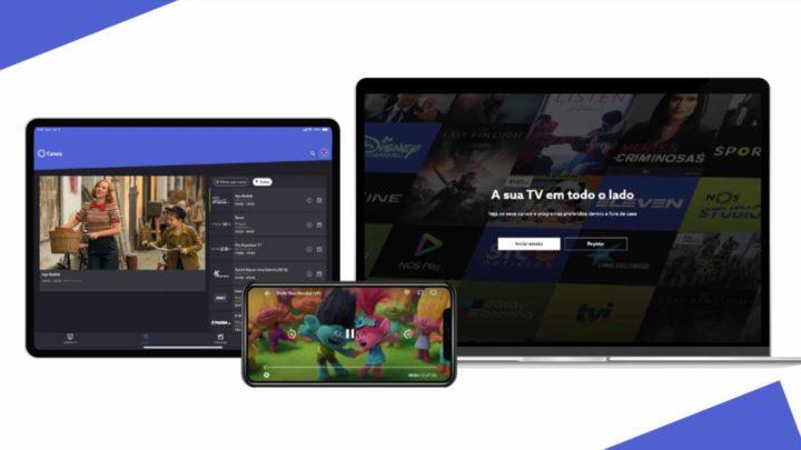 Nova App NOS TV oferece 10 GB de internet aos utilizadores