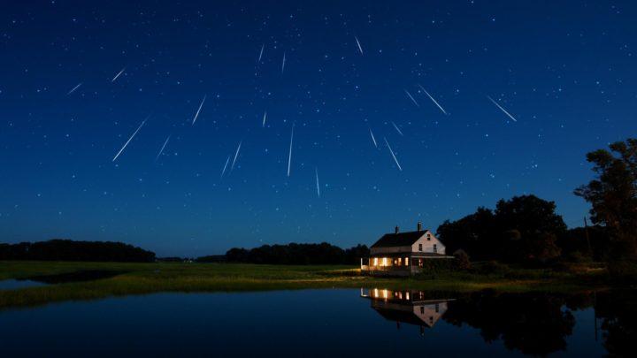 Famosa chuva de meteoros das Perseidas é já esta quinta-feira