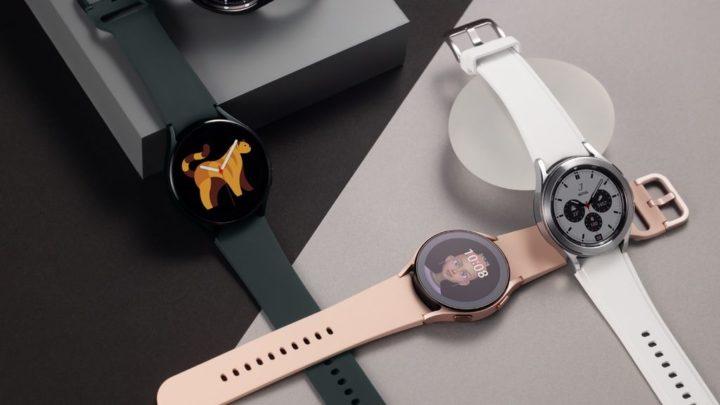 Samsung Galaxy Watch4 já tem app WalkieTalkie disponível