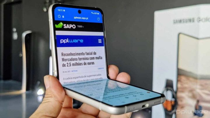 Samsung regista quedas de smartphones para que não sejam dadas falsas garantias