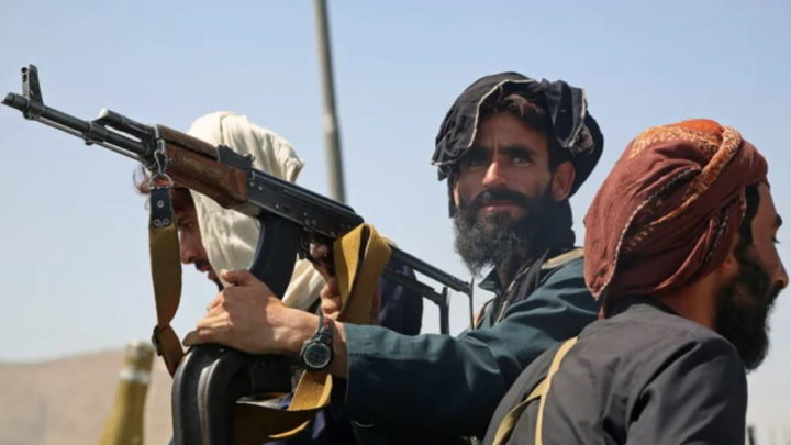 Tomada do Afeganistão pelo talibã