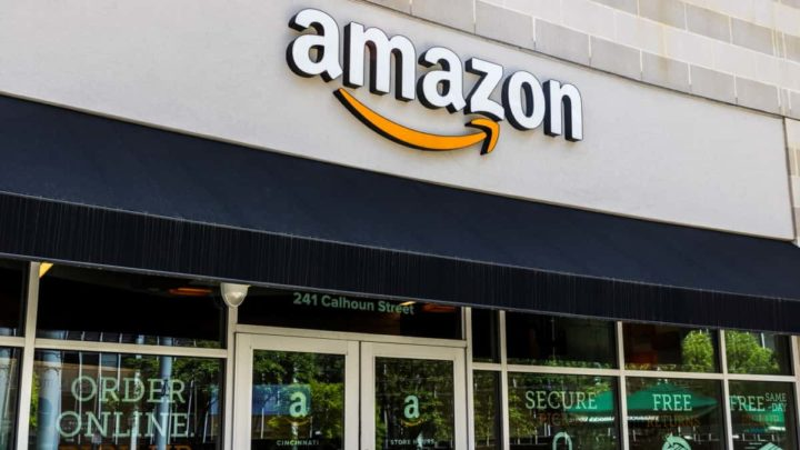 Loja física da Amazon