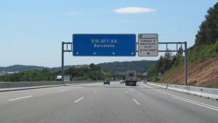 Espanha: 500 km de autoestradas com portagens passam a ser gratuitas