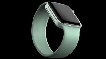 Ilustração Apple Watch Series 7